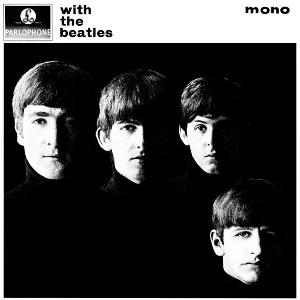 The Beatles With The Beatles album cover
