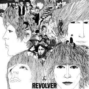Revolver by BEATLES, THE album cover