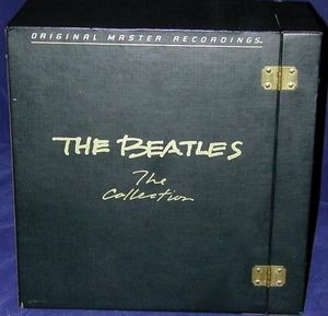 The Beatles The Collection album cover