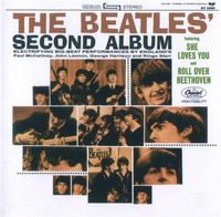 The Beatles - The Beatles' Second Album CD (album) cover