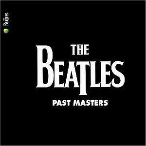 The Beatles Past Masters (Remastered) album cover