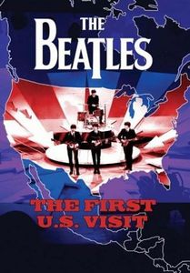 The Beatles The First U.S Visit album cover
