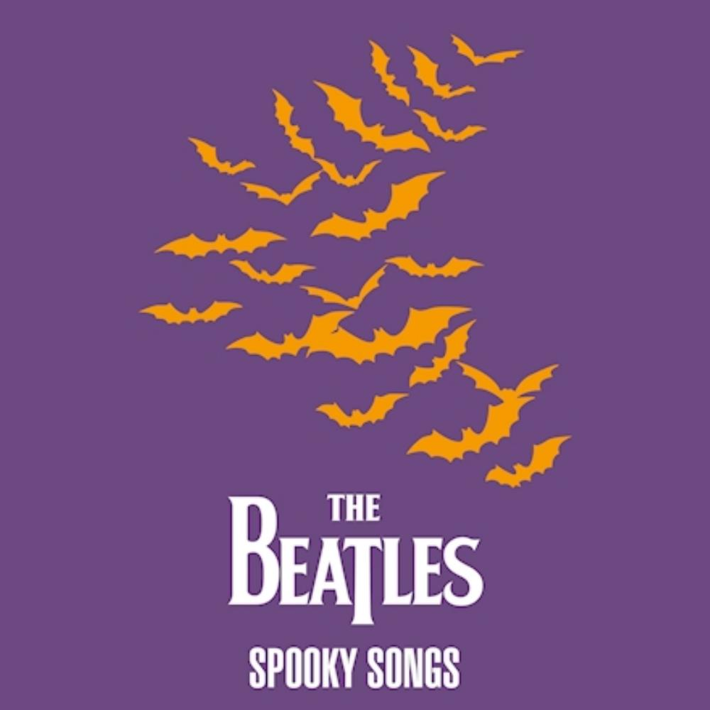 Spooky Songs by BEATLES, THE album cover
