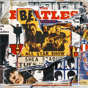 The Beatles - Anthology 2 CD (album) cover