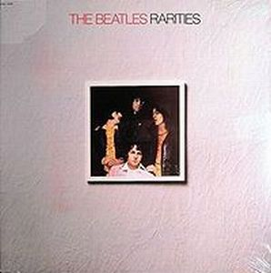 The Beatles Rarities (US version) album cover