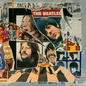 The Beatles - Anthology 3 CD (album) cover