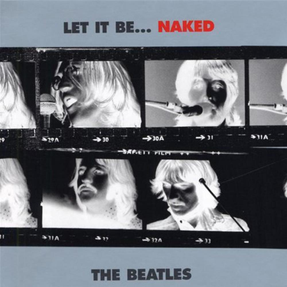 Let It Be - Naked by BEATLES, THE album cover