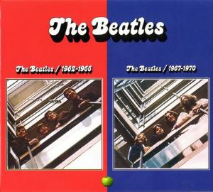 The Beatles The Beatles 1962-1970 album cover