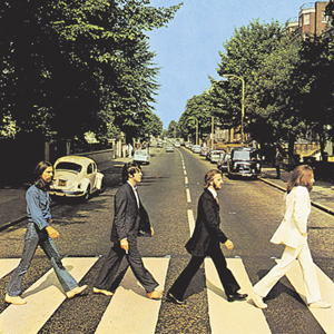 Abbey Road by BEATLES, THE album cover