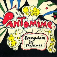 The Beatles Pantomime: Everywhere It's Christmas album cover