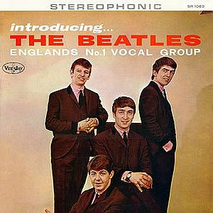 The Beatles Introducing The Beatles album cover