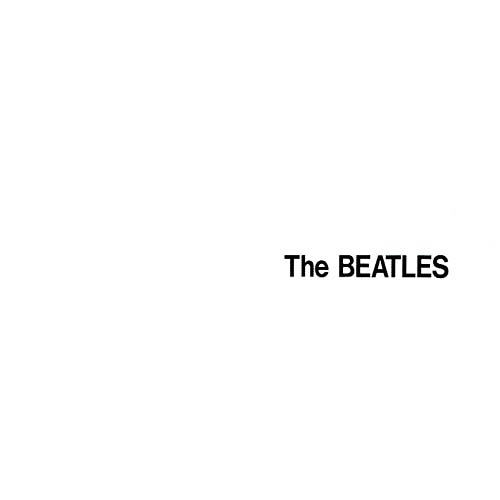The Beatles - The Beatles [Aka: The White Album] CD (album) cover