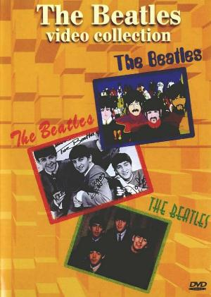 The Beatles Video Collection album cover