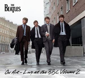 On Air - Live at the BBC Volume 2 by BEATLES, THE album cover