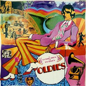 The Beatles A Collection Of Beatles Oldies (But Goldies !) album cover
