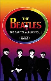 The Beatles Capitol Albums Vol 1 album cover