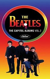 The Beatles Capitol Albums Vol 2 album cover