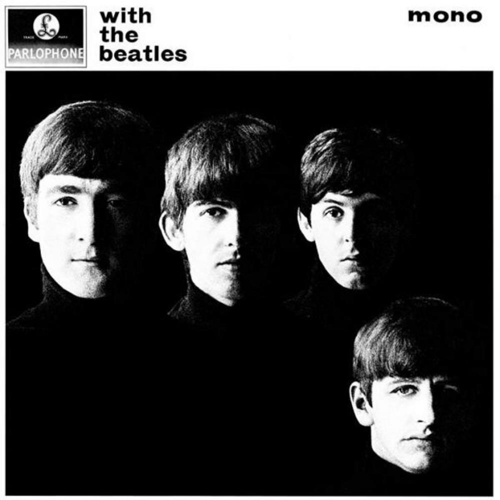 With the Beatles by BEATLES, THE album cover
