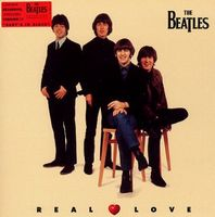 The Beatles Real Love album cover