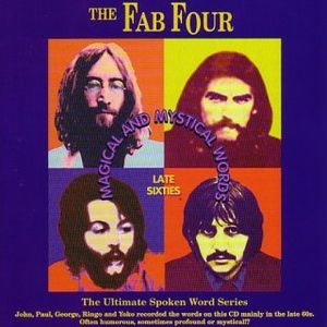 The Beatles Magical And Mystical Words album cover