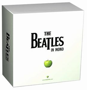 The Beatles The Beatles In Mono Box Set album cover