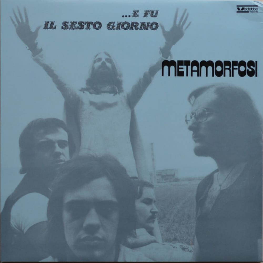 Metamorfosi - E Fu IL Sesto Giorno CD (album) cover