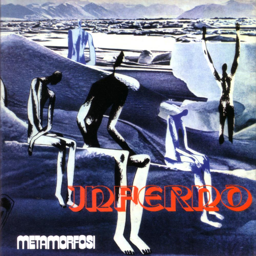 Metamorfosi - Inferno CD (album) cover
