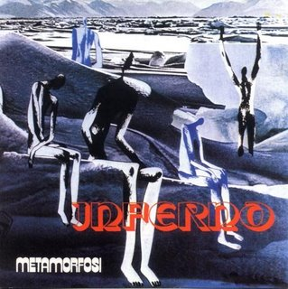 Metamorfosi Inferno album cover