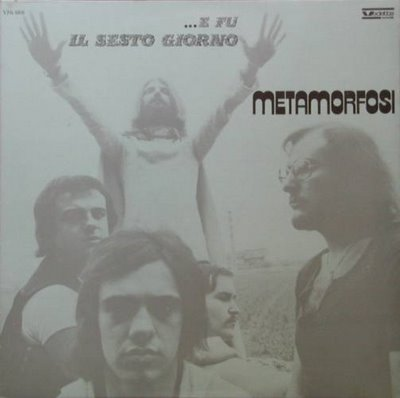 E Fu IL Sesto Giorno  by METAMORFOSI album cover