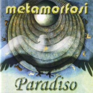 Metamorfosi - Paradiso CD (album) cover