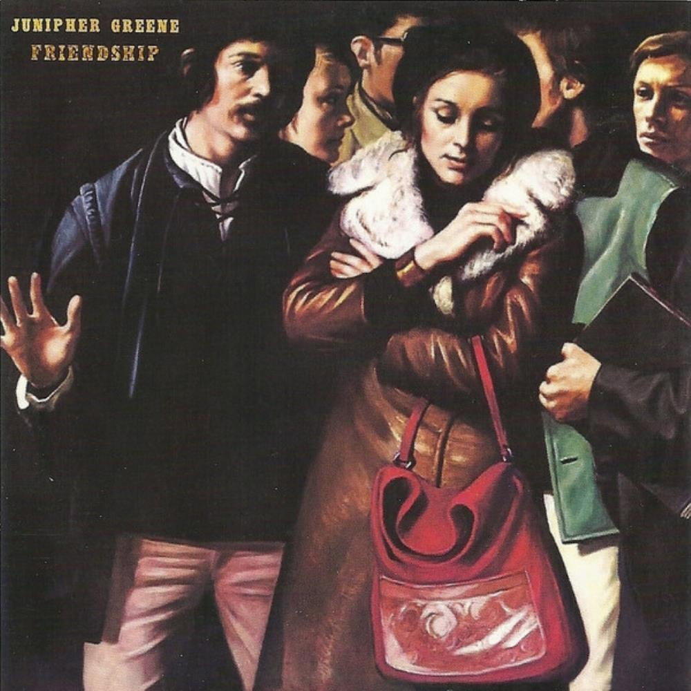 Friendship by JUNIPHER GREENE album cover
