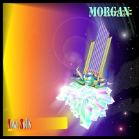 Morgan - Nova Solis CD (album) cover