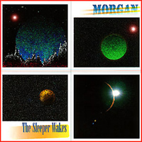 Morgan - The Sleeper Wakes CD (album) cover