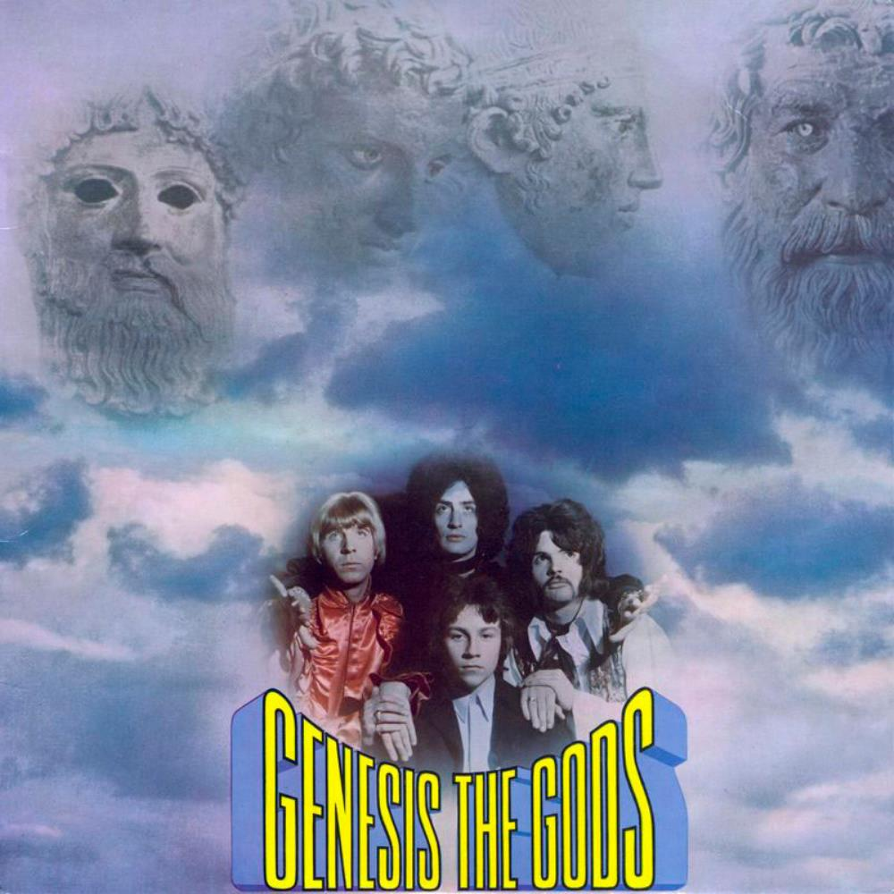 The Gods - Genesis CD (album) cover