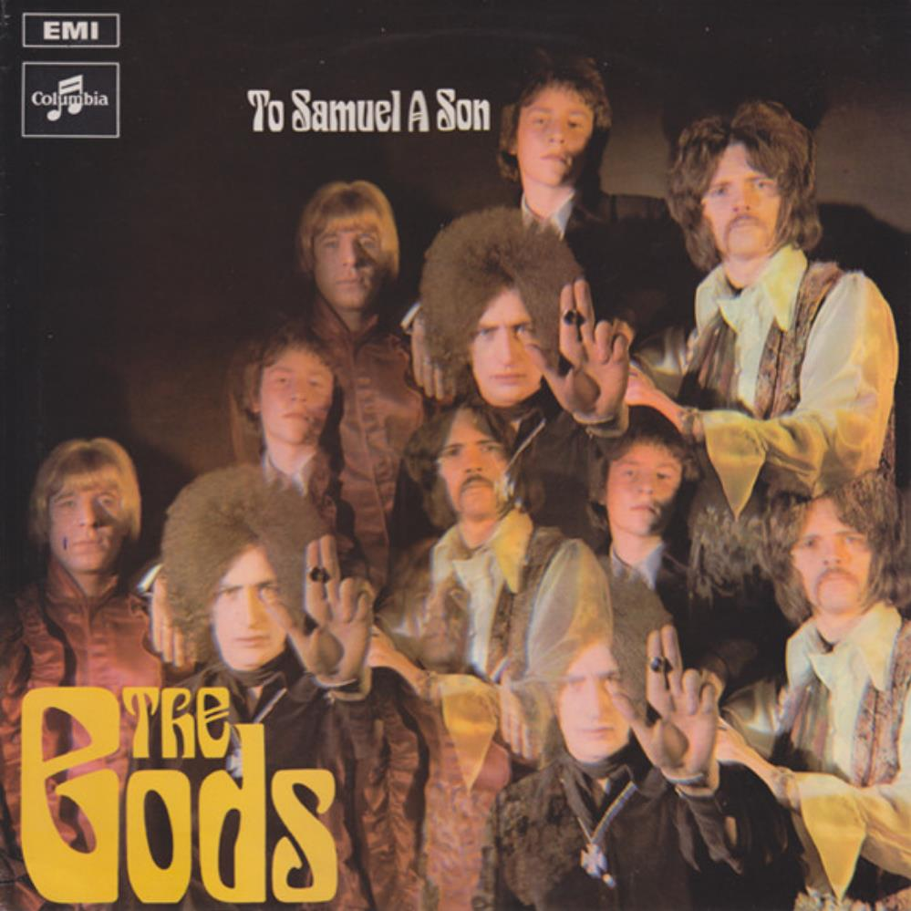 The Gods To Samuel A Son album cover
