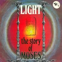 Light - The Story Of Moses CD (album) cover