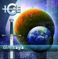 Ice The Saga album cover