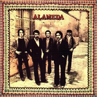 Alameda - Alameda CD (album) cover