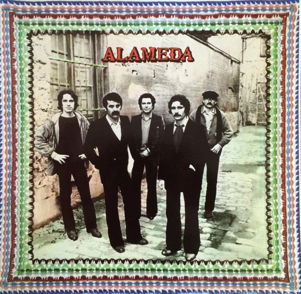 Alameda by ALAMEDA album cover