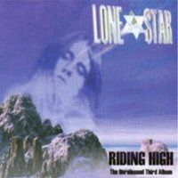 Lone Star Riding High album cover