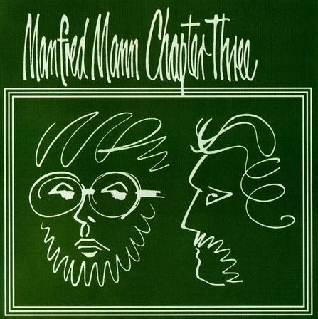 Manfred Mann's Chapter Three - Manfred Mann Chapter III - Volume 1 CD (album) cover