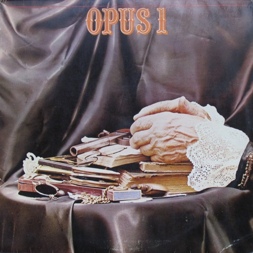 Opus Opus 1 album cover