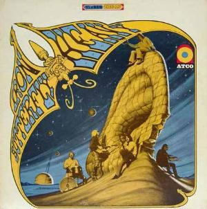 Iron Butterfly - Heavy CD (album) cover