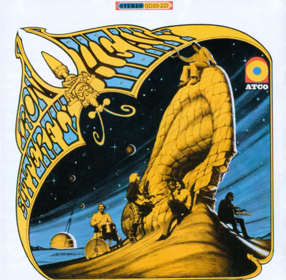 Iron Butterfly Heavy album cover