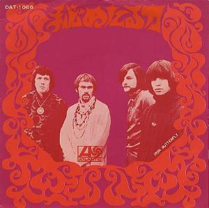 Iron Butterfly Unconscious Power album cover
