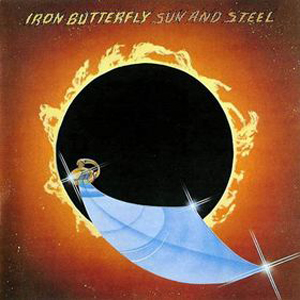 Iron Butterfly - Sun and Steel CD (album) cover