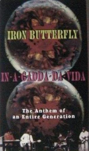 Iron Butterfly In-A-Gadda-Da-Vida album cover