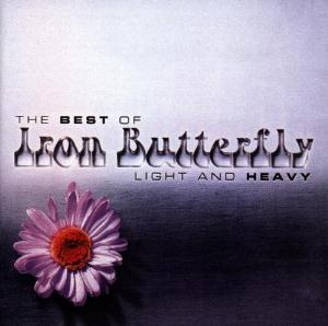 Iron Butterfly Light And Heavy: The Best Of Iron Butterfly album cover