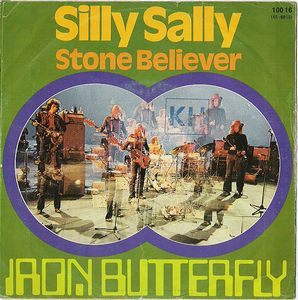 Iron Butterfly Silly Sally album cover