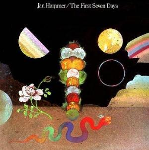Jan Hammer - The First Seven Days CD (album) cover